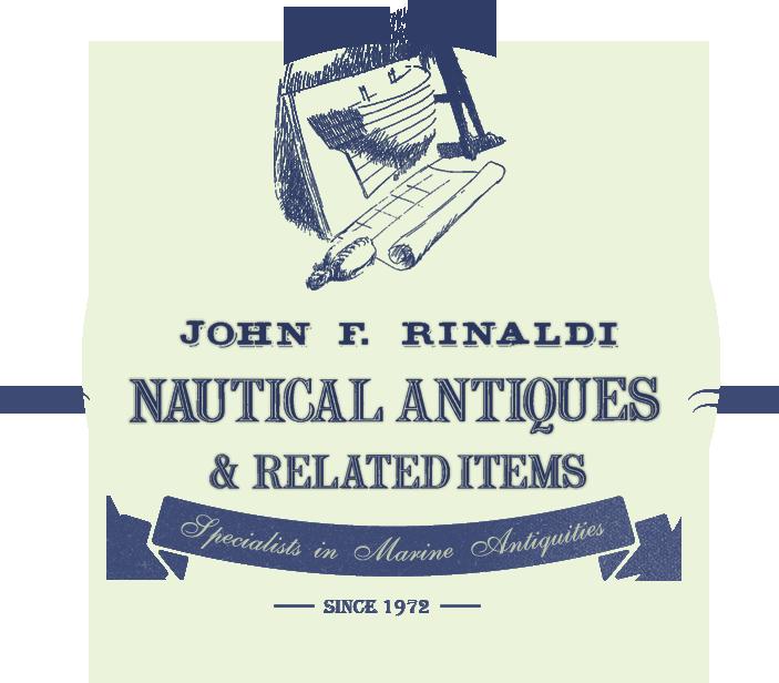 John F. Rinaldi Nautical Antiques